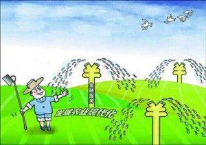 建设高效节水灌溉项目 保障农业增产增效