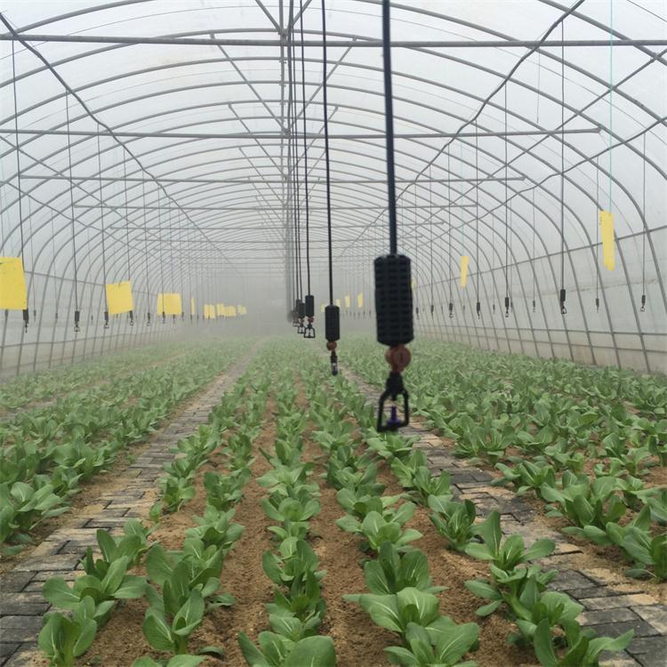 推荐灌溉形式