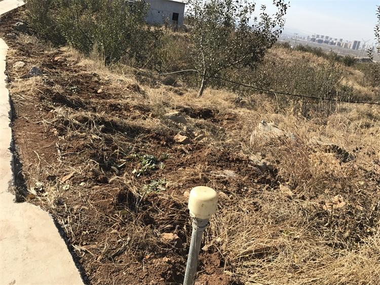 先进的节水灌溉技术